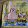 SpongeBob Mini Towel (for collection too)